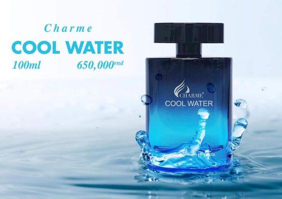 Nước hoa charme Cool Water 100ml